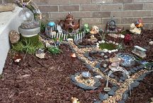 Fairy Gardens / by Wendy Sansone