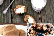 Healthy food ideas / by Anita Creaden Waller