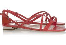 Shoe Envy / by Candice Setareh