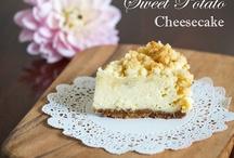 cheesecake / by Debra-Carolyn Morris Brennan
