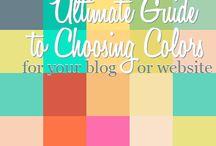 blogging {design} / by Christan