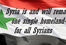 SYRIA : A VICTIM OF SINISTER WESTERN NATIONS