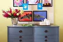 dresser ideas / by Heathern B