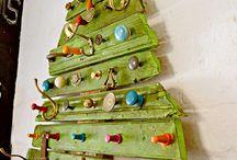 Upcycled Christmas