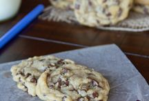 Search for the best chocolate chip cookie
