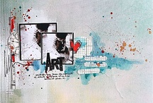 Scrapbooking / by Marie-Josee Guerin