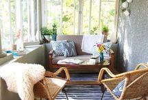 comfort porch