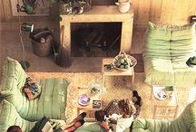 Comfort in the living room