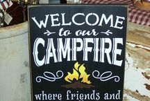 Camping / by Candy Clagg-Bowers