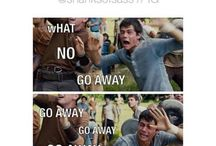 Maze Runner Series / Who DOESN'T love The Maze Runner Series!!!!