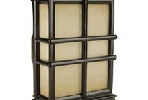 Craftmade Hand-Carved Window Pane Tea-Stained Glass Doorbell