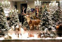 Christmas 2014  - Renoma, Wrocław / Kolekcje świąteczne 2014 w naszym salonie w centrum handlowym Renoma we Wrocławiu