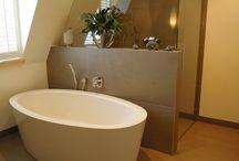 Sanidrome van der Velden badkamer voorbeelden / Sanidrome van der Velden uit Eindhoven toont graag de door hen gerealiseerde badkamers