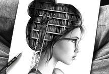 Kresba v hlavolame