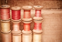 Spools / by Sherry K