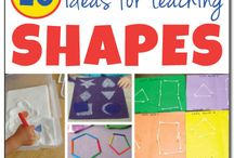 teaching shapes
