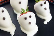 Festive food  / Yummy , cute foods for all festivals like, Halloween , xmas , vday ect..