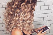 Frisuren + Haare