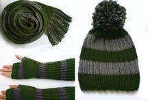 Slytherin scarf
