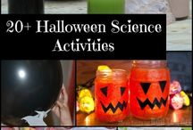 Science Experiments for Halloween / Fun Science Experiments for Halloween