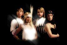 ABBA Money Money costumes