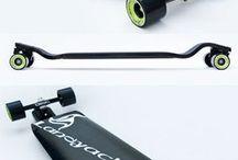 longboard, skateboard, penny