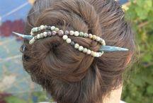 DIY Haarschmuck