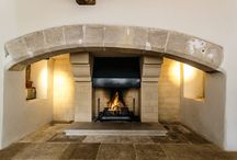 Five fireplaces to keep you warm this winter / With cold nights approaching, many of us long to warm ourselves next to an open, roaring fire. OnTheMarket.com looks at five properties with beautiful fireplaces