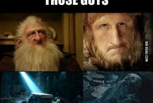 Lord of the ring/Hobbit