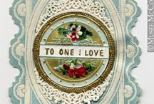 Valentines in History / Valentines from the McCord Museum of Montreal used in the blogpost, http://www.inkwellinspirations.com/2013/02/19th-and-20th-century-valentines.html.