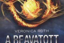Veronica Roth - A beavatott trilógia