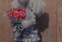dolls / интерьерные игрушки ручной работы