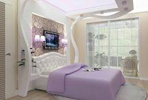 ДизайнСпальня