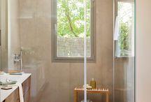 Begehbare Duschen