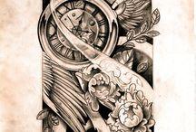 men tattoo sleeve half ideas