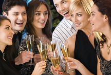 PARTY!!! / Some awesome events and parties at Shamin locations