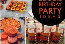 Birthday party idea for Boys