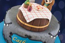 mese torták