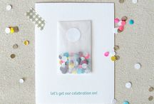 Invitation diy