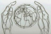 PROJECT: Wire Work & Adopting Handprints Live Brief