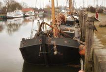 Seefahrt und Boote