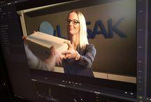 LASAK - Corporate movie 2016 - Videoproduction - Smartphone backstage / Making LASAK company promo video 25. years