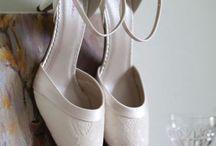 Trouwschoenen / Wedding shoes