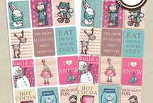 Winter Wonderland - MiniO Kit