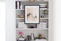 Book Shelves Etc