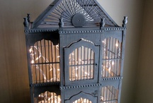 Bird houses / by Cathie Hollins