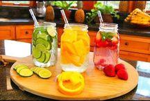 Bebidas saludable