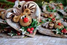 Boże Narodzenie masa solna