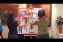 Art Demos and Tutorials