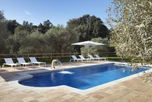 Pool and gardens / The delightful gardens and outdoor pool of Mas Torroella